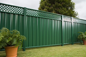 steel fencing neetascreen