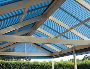 Ampelite Polycarbonate Roofing In Melbourne