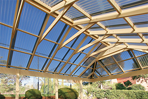Corrugated Polycarbonate Roofing