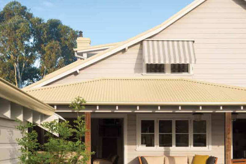 Steel roofing contractors melbourne