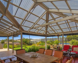 Sunsky Polycarbonate Roofing