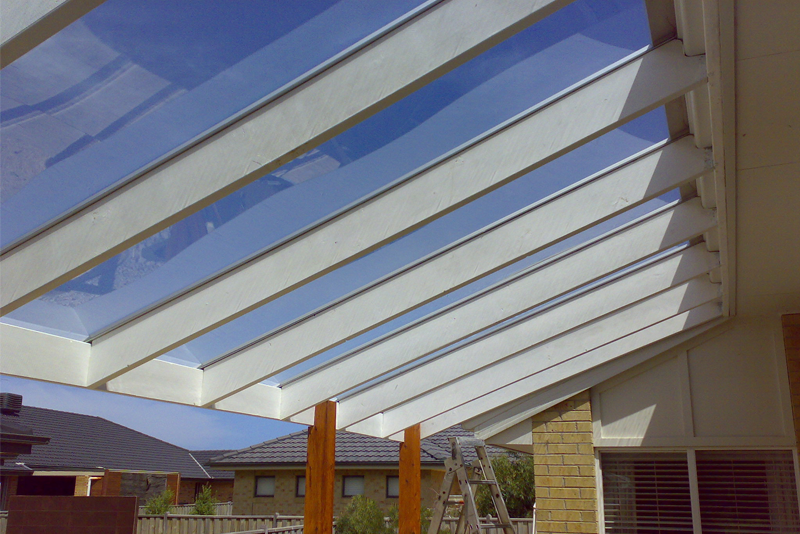 Sunglaze Roofing System