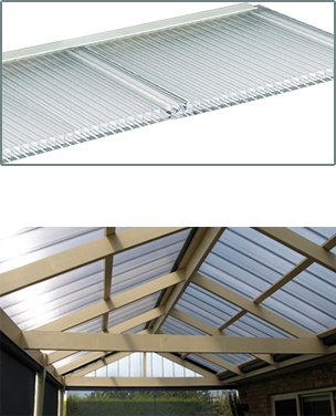 how to cut polycarbonate roof panels