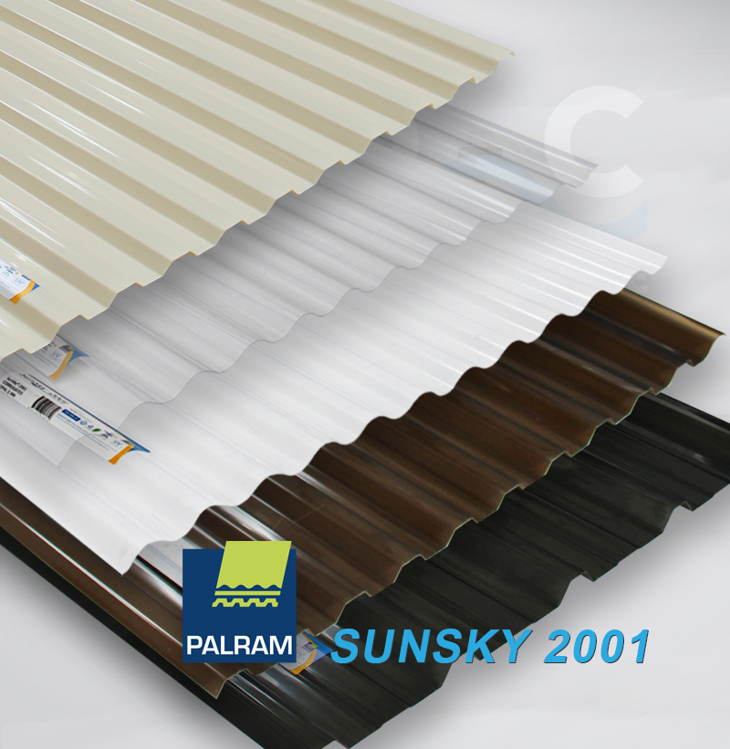 Sunsky 2001 Polycarbonate Roofing