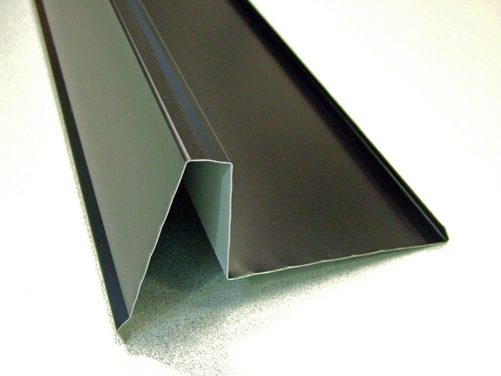 Custom Made Steel Flashings