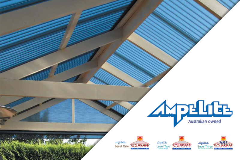 Ampelite Polycarbonate Roofing