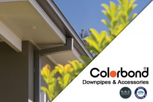 Colorbond Downpipes