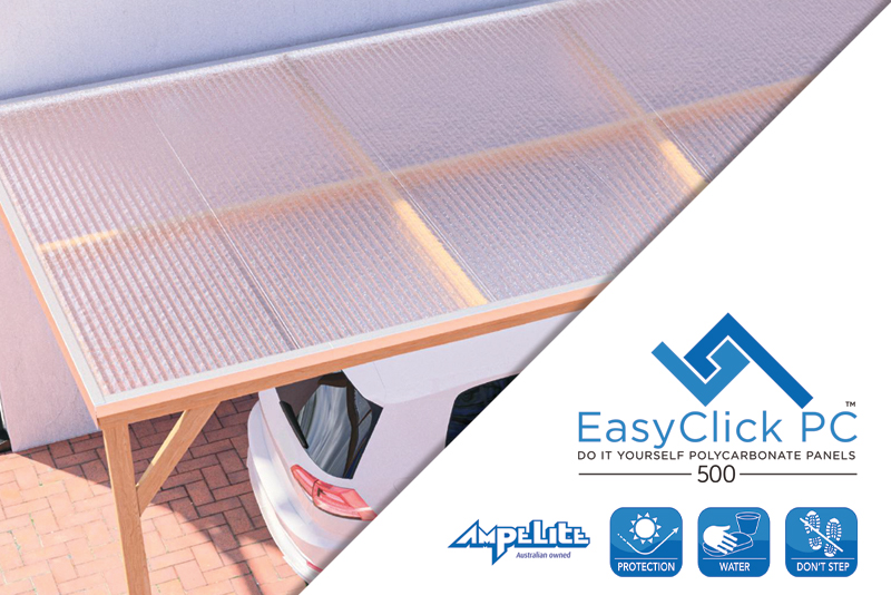 EasyClick PC 500 Roofing