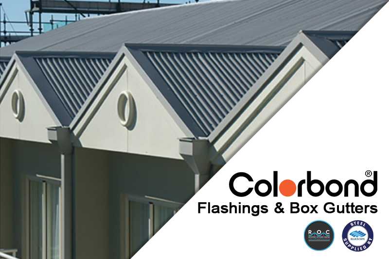 Colorbond Flashings