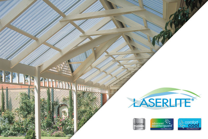 Laserlite Polycarbonate Roofing