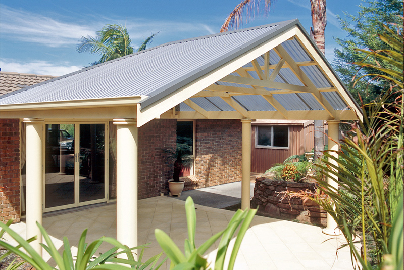 Profile Polycarbonate Roofing