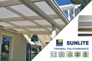 Sunlite Twinwall Polycarbonate Roofing