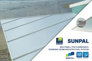 Sunpal Multiwall Roofing System