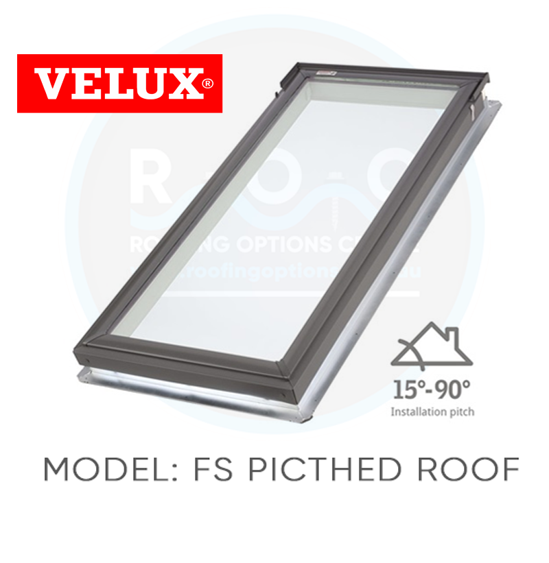 Velux FS Skylights Buy Online | ROC