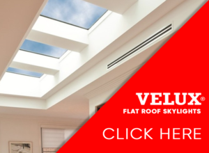 Velux Flat Roof Skylights | ROC