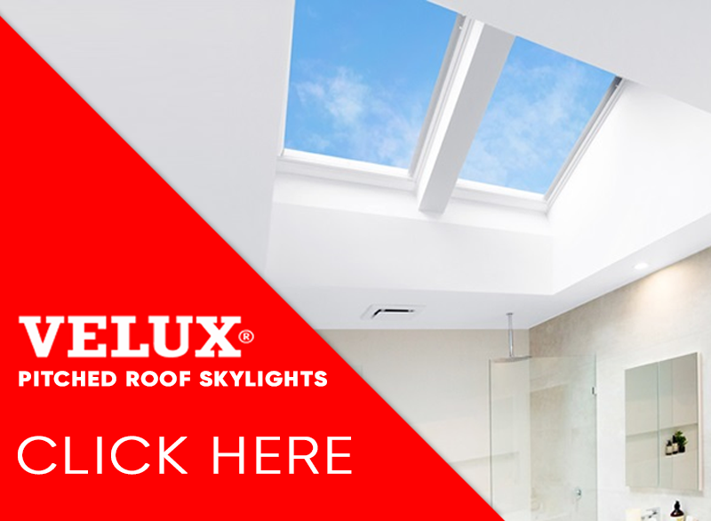 Velux Pitched Roof Skylights | ROC