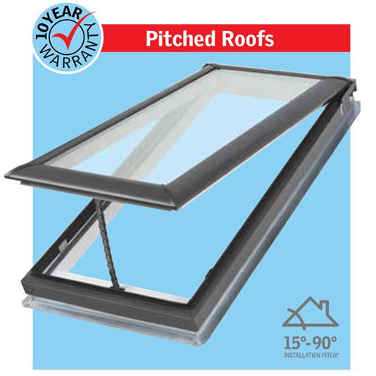 VELUX: Pitched VS | ROC