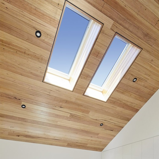VELUX: Pitched VS   ROC
