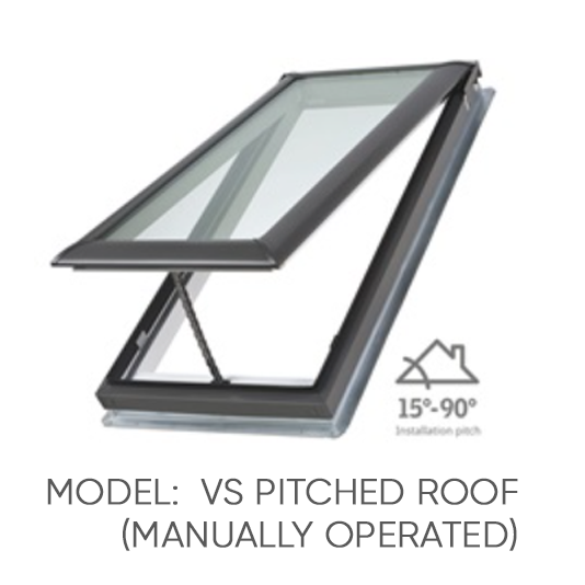 VELUX: VS PITCHED   ROC