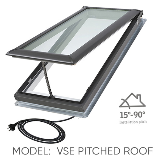 VELUX: VSE PITCHED   ROC