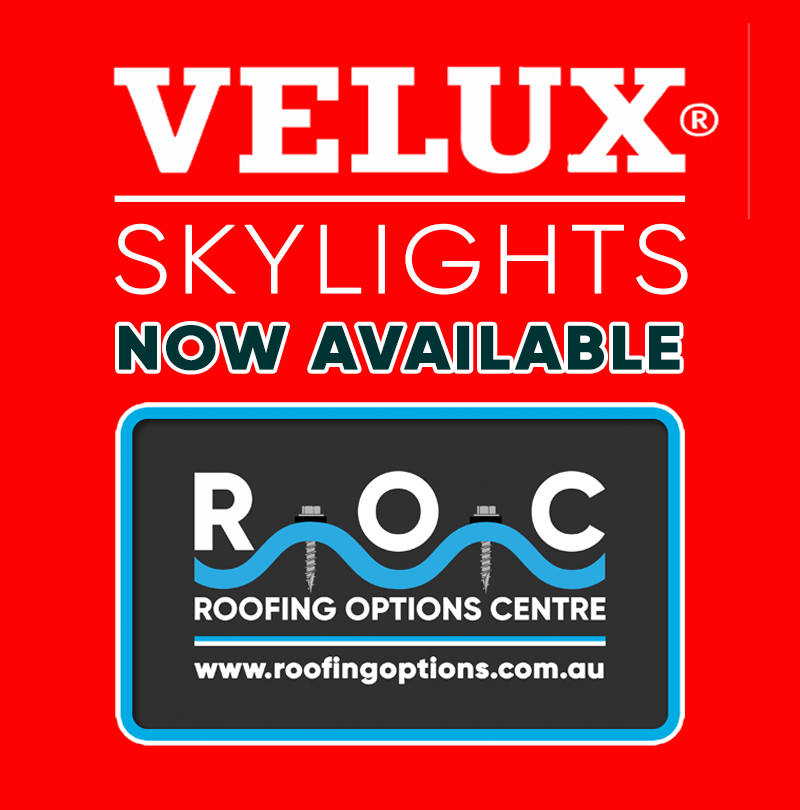 Velux Skylights Now Available From ROC