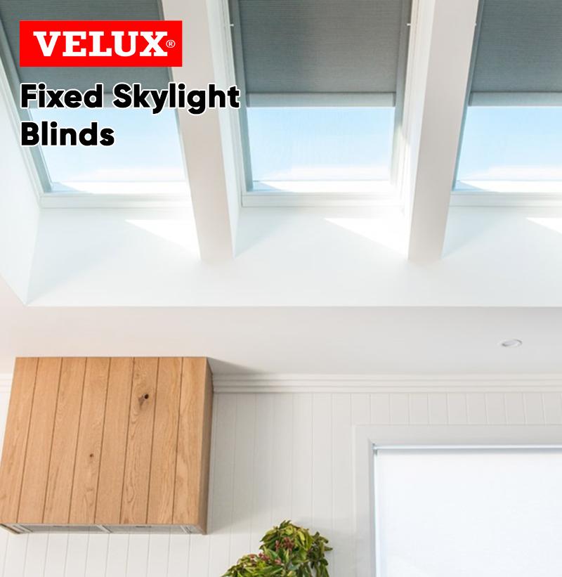 Fixed Skylight Blinds | ROC