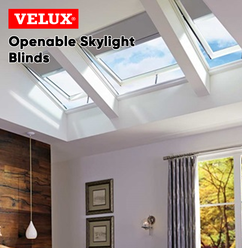 Openable Skylight Blinds | ROC