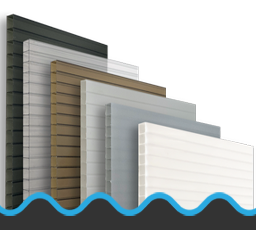 Twinwall Polycarbonate Roof Sheets