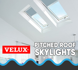 Velux Pitched Roof Skylights